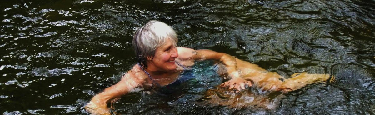 Book Review- Wild Woman Swimming A Journal Of West Country Swimming